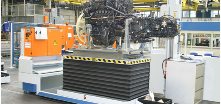 Interesting Trends in the Materials Handling Sector