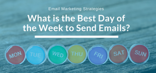 What is the best day of the week to send emails
