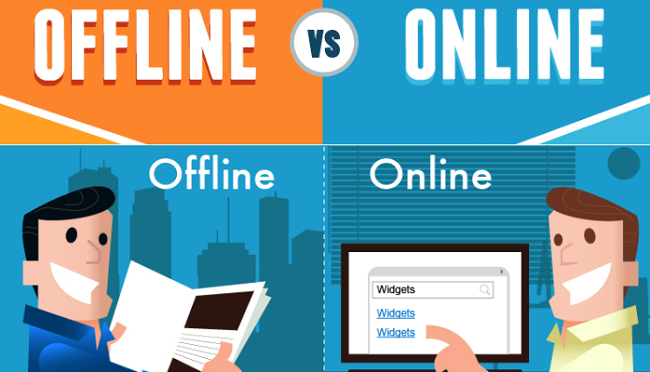 Soon your customers will not distinguish between online and offline environment