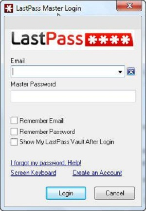 Password management easy and free thanks to LastPass