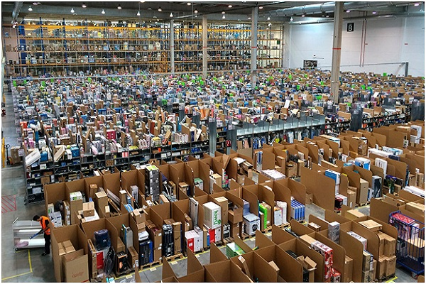 Amazon Set for Major Entry into Logistics Market