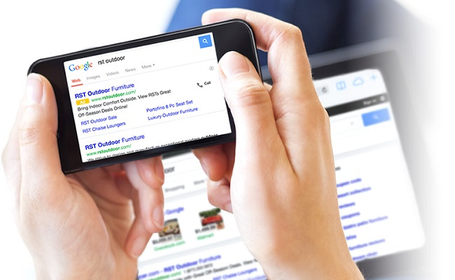 Advertising on mobile search engines continues its growth650