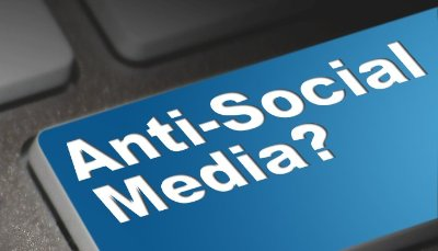 If you have an antisocial community manager you have a problem