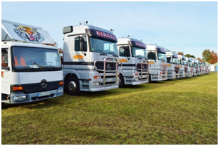 Parking availability systems are shown to be useful for truckers2