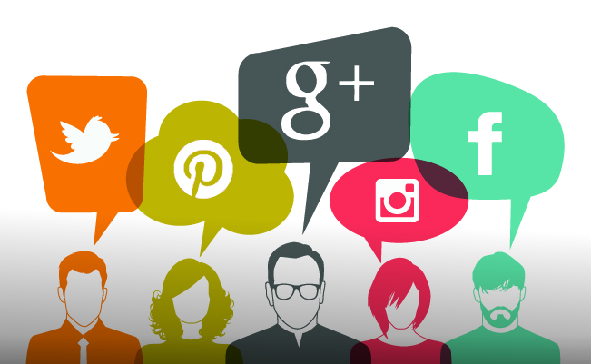 Data reaffirm that social networks are not a place to sell, but to talk